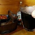 燗銅壺でホットワイン