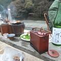 ひょうたん型燗銅壺