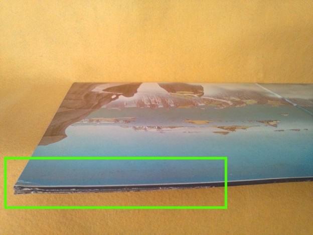 Photos: イエス 危機 LP レコード アルバム
