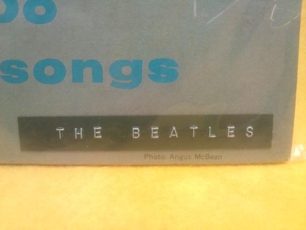 プリーズ・プリーズ・ミー ザ・ビートルズ デビューアルバム LP レコード 盤