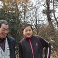 Photos: 富幕山☆トミーの弟とその孫です。