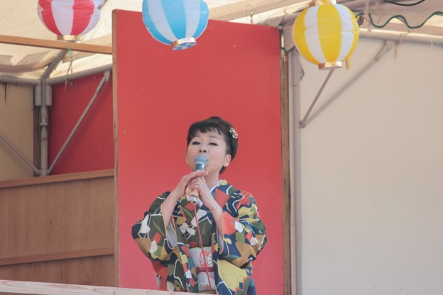 岩水寺星祭りゲスト松村和子