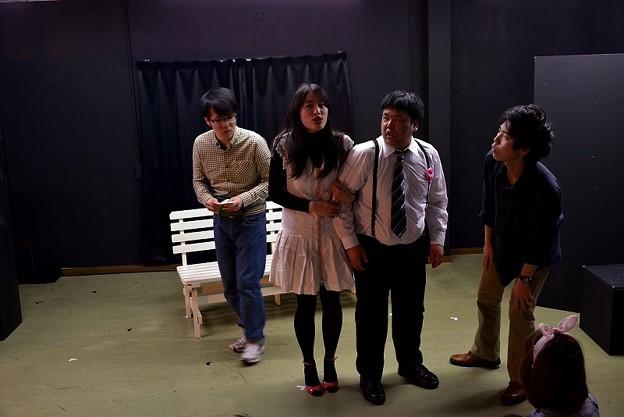 写真: アトリエ劇場 vol.3 『彼方の貴方』 25