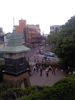 鎌倉駅西口(7月7日)