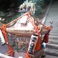 お神輿(7月20日、市場町内会)
