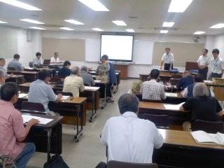 (仮称)山崎・台峯緑地実施設計案市民説明会