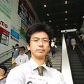 Photos: 9月16日(火)大船駅朝駆け(角田晶生)