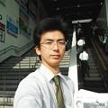 Photos: 大船駅笠間口にて(9月16日、角田晶生)