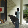 秋季英霊祭(9月27日、神奈川縣護國神社)
