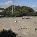 西鎌倉小学校・校庭(10月16日)