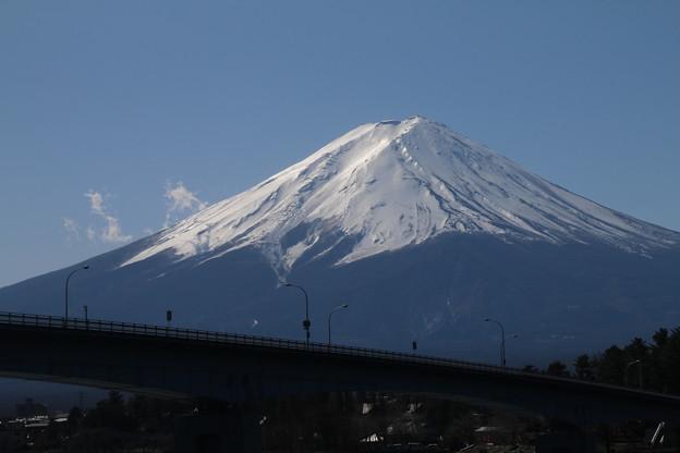 富士山_河口湖 D7980