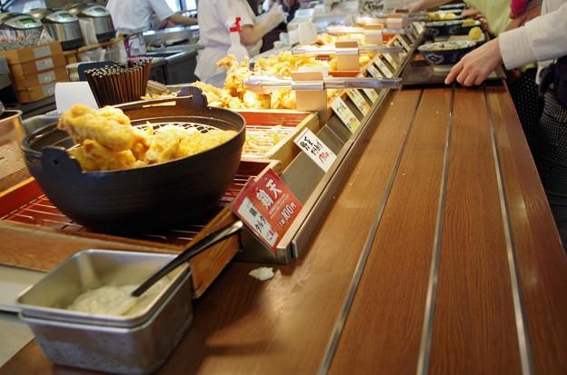 IMGP4830岩国市、丸亀製麺揚げもん