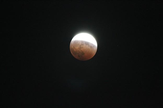 Photos: 月食