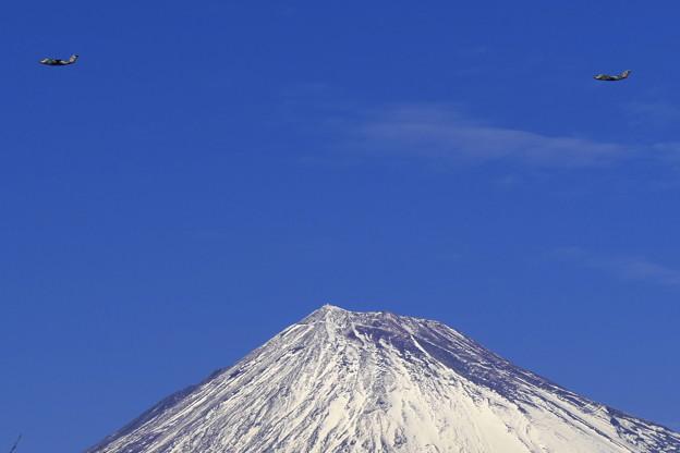 富士に飛来 C1