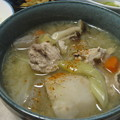 写真: 仙台風芋煮