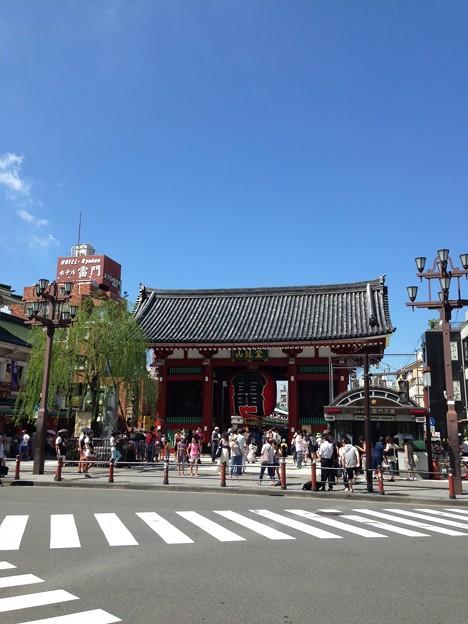 浅草寺 雷門(台東区)