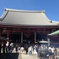 Photos: 浅草寺 観音堂(台東区)