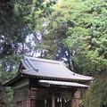 諏訪・御霊神社(鎌倉市植木)
