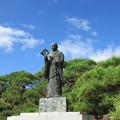 善光寺(長野市元善町)親鸞像