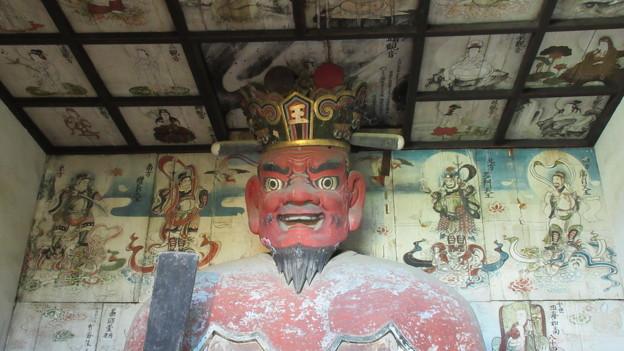 典厩寺(長野市篠ノ井)閻魔堂