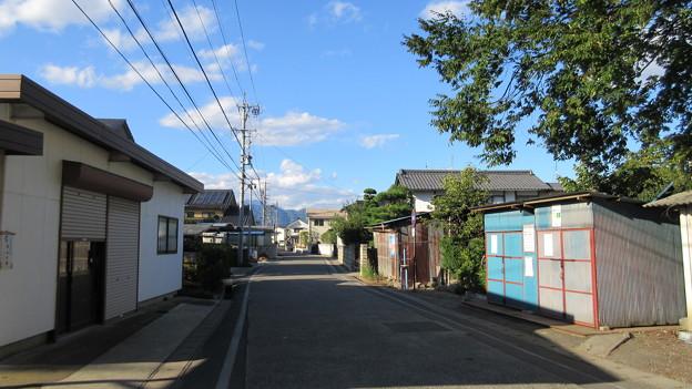 横田城(長野市篠ノ井)