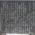 真田信之・真田大学供養塔(長野市松代町)