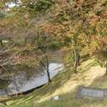 Photos: 上田城(上田市営 上田城址公園)内堀西