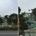 Photos: 小田原駅西口 北条早雲像(神奈川県)