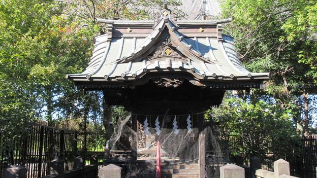三囲稲荷神社(向島2丁目)顕名霊社