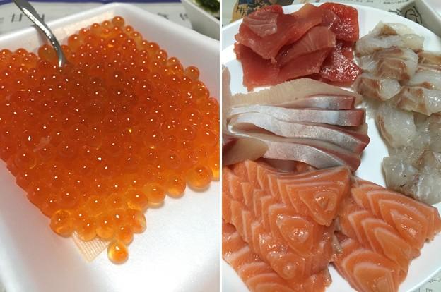 角上魚類 新潟寺泊港 角上生鮮市場 越谷店