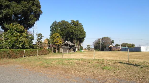 関宿城埋門(千葉県野田市)