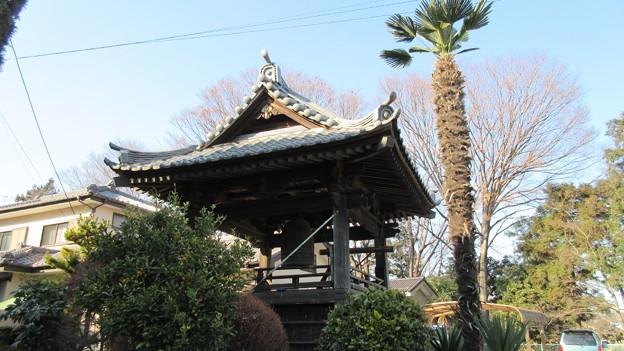 宗英寺 鐘楼(野田市)