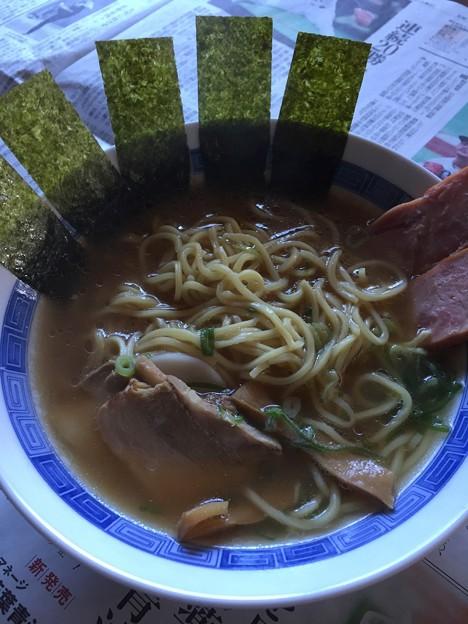 和歌山ラーメン(ふみこ農園 具材付冷凍麺)