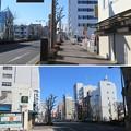 旧奥州街道(宇都宮市)高札場より