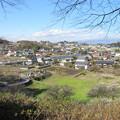 Photos: 箕輪城(高崎市)二の丸より……
