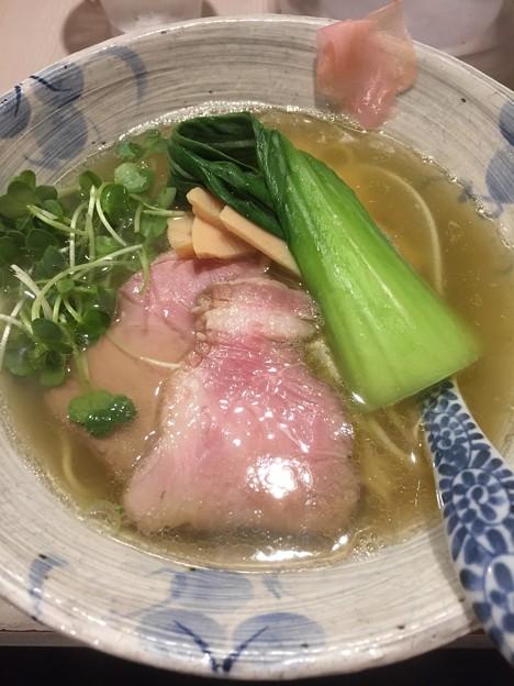 麺処 きなり(北区西ヶ原)