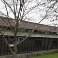 Photos: 16.03.28.皇居乾通り(門長屋