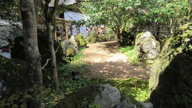 Photos: 貴布禰総本宮 貴船神社(左京区)石庭