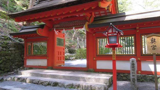 貴布禰総本宮 貴船神社(左京区)神門