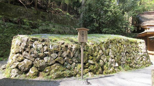 Photos: 貴布禰総本宮 貴船神社(左京区)船形石