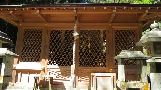 Photos: 貴布禰総本宮 貴船神社(左京区)本殿