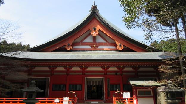 比叡山 延暦寺(大津市)横川中堂