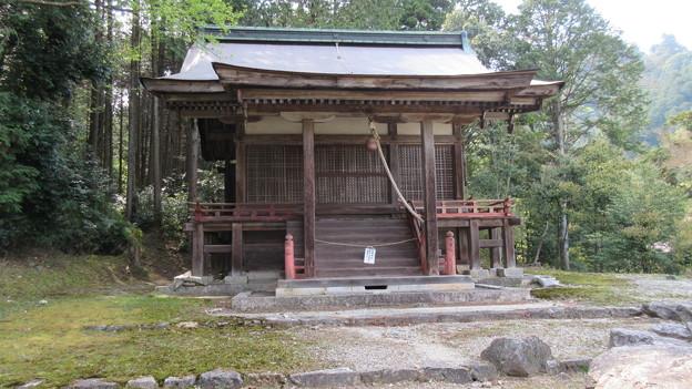 日吉大社(大津市)早尾神社