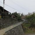 国峰城(甘楽町)城主居館だか根小屋だっただか。