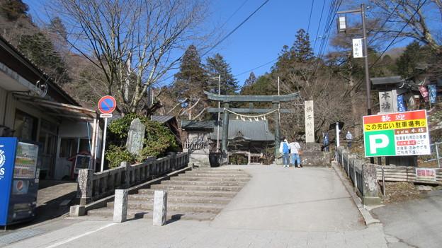 榛名神社(高崎市)二の鳥居