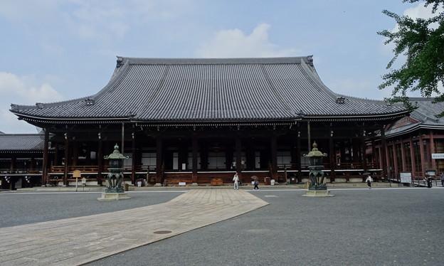 龍谷山本願寺(西本願寺) 阿弥陀堂