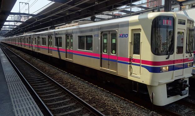 京王線系統9000系(隅田川花火大会当日)