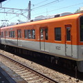 阪神電車8000系(須磨寺駅にて)
