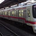 京王線系統8000系(フェブラリーステークスの帰り)