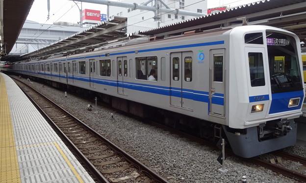 西武鉄道6000系 快速急行元町・中華街行き